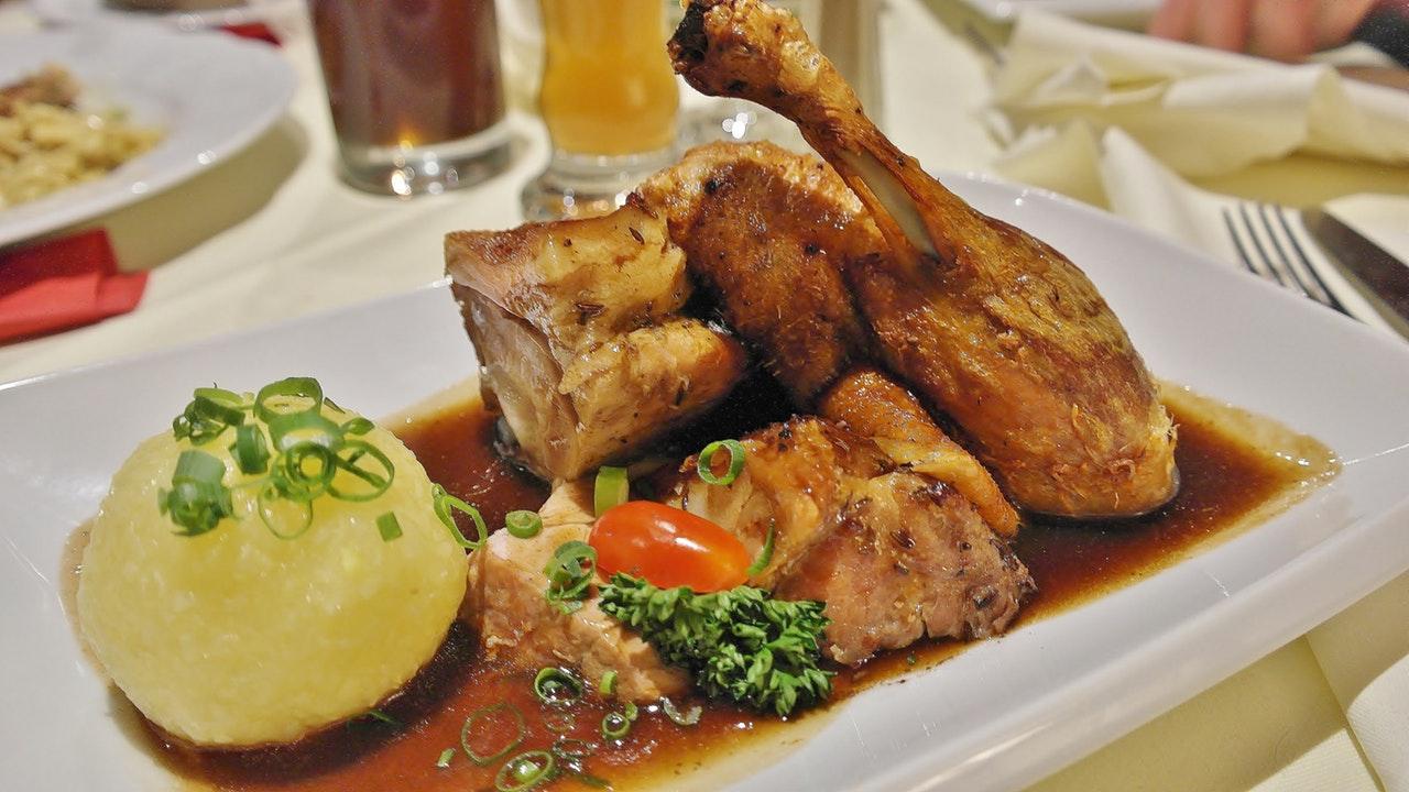 Photo of Chicken roast on KFC has best taste in world