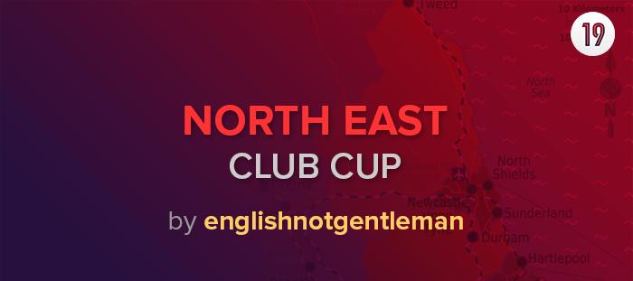 صورة كأس نادي شمال شرق- فتبول مانيجر 2019