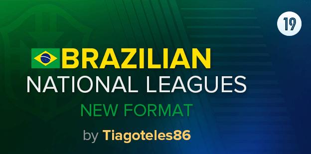 صورة نظام الدوريات البرازيلية الجديدة 2019